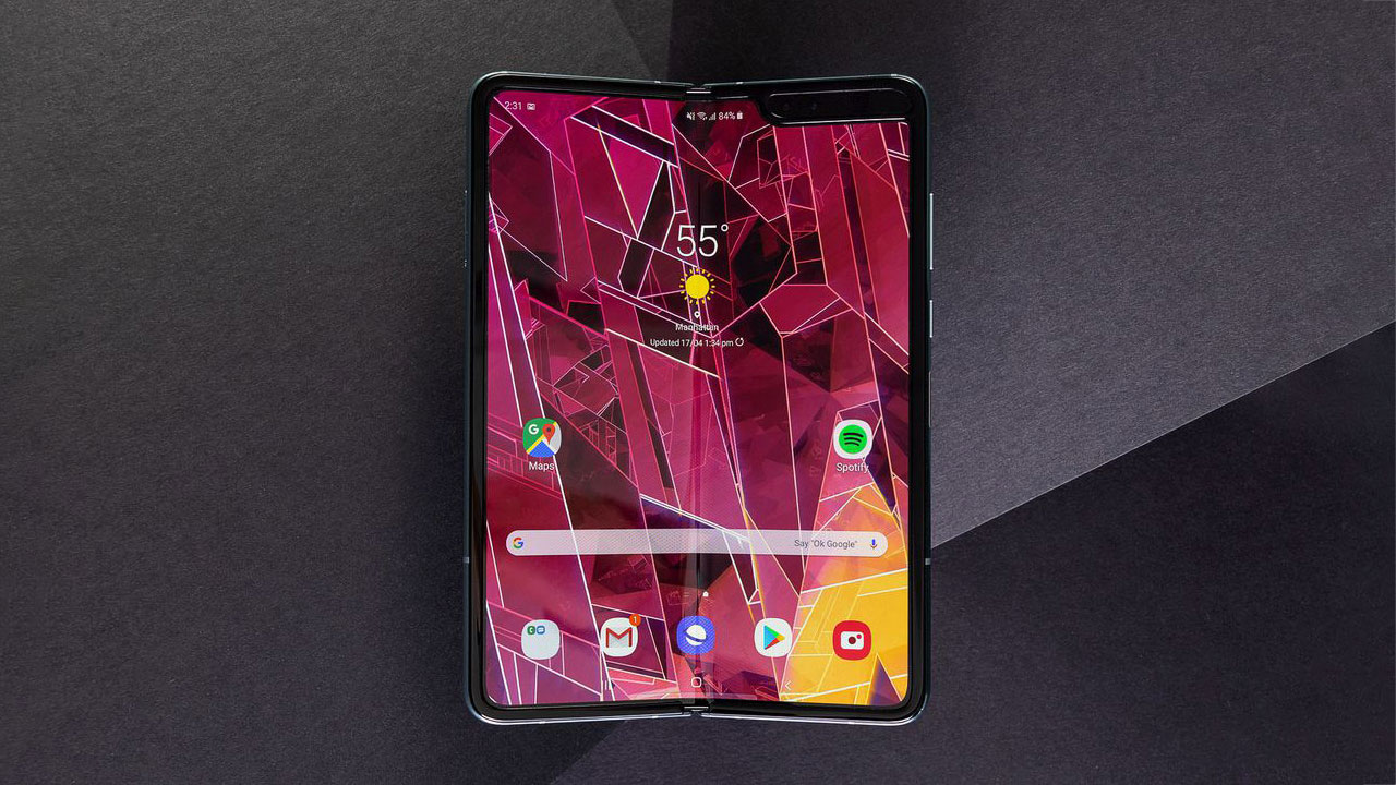 Galaxy Fold có thể sẽ được Samsung ra mắt cùng với Galaxy Note 10 vào tháng 8 tới đây?