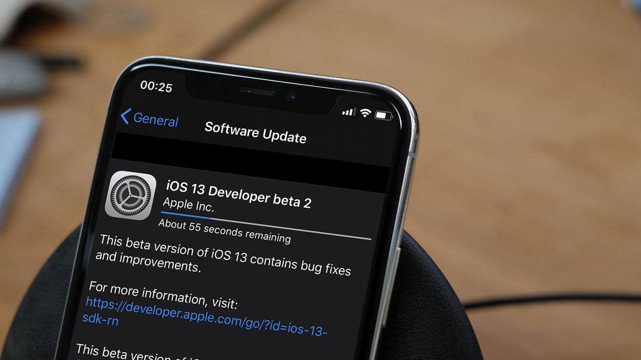 Apple phát hành iPadOS và iOS 13 Beta 2: Sửa lỗi và thêm tính năng mới, đã có thể cài đặt dễ dàng không cần PC