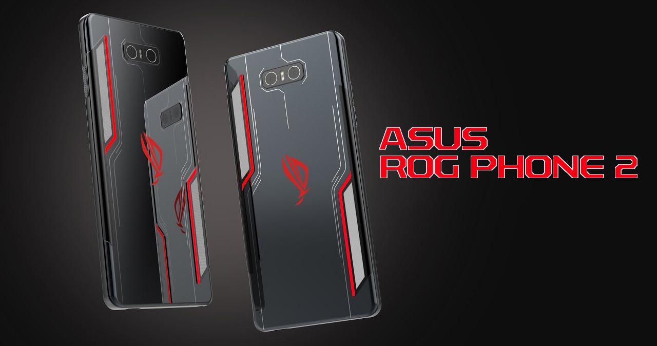Gaming phone ASUS ROG Phone 2 sẽ ra mắt vào ngày 23/7với Snadragon 855, màn hình 120Hz, giá từ 14,8 triệu