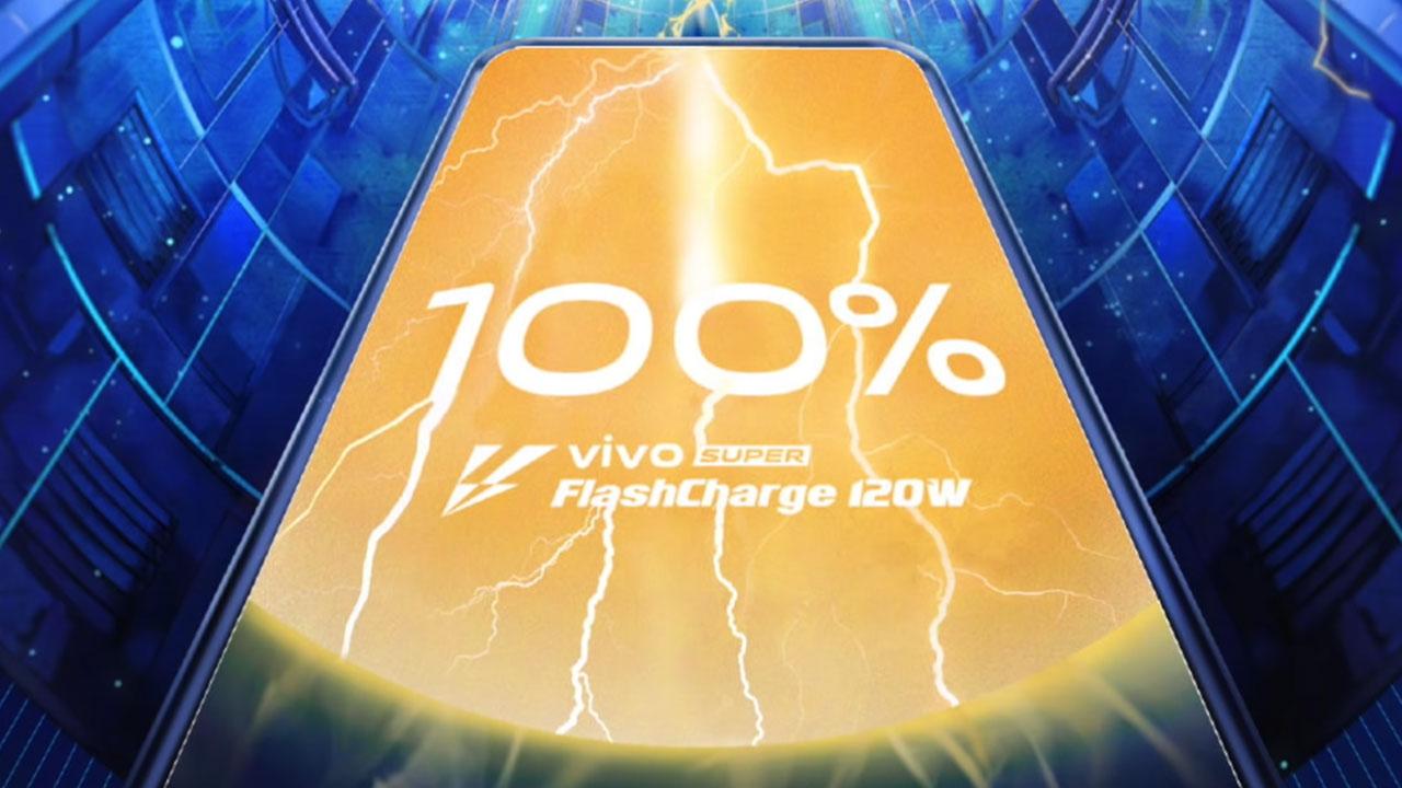 Vivo khoe công nghệ sạc nhanh 120W, 13 phút sạc đầy viên pin 4.000mAh chỉ trong 13 phút