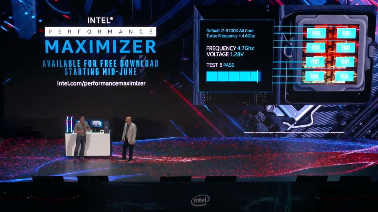 Intel Performance Maximizer: Công cụ hỗ trợ ép xung CPU tự động chỉ với 1 click đơn giản