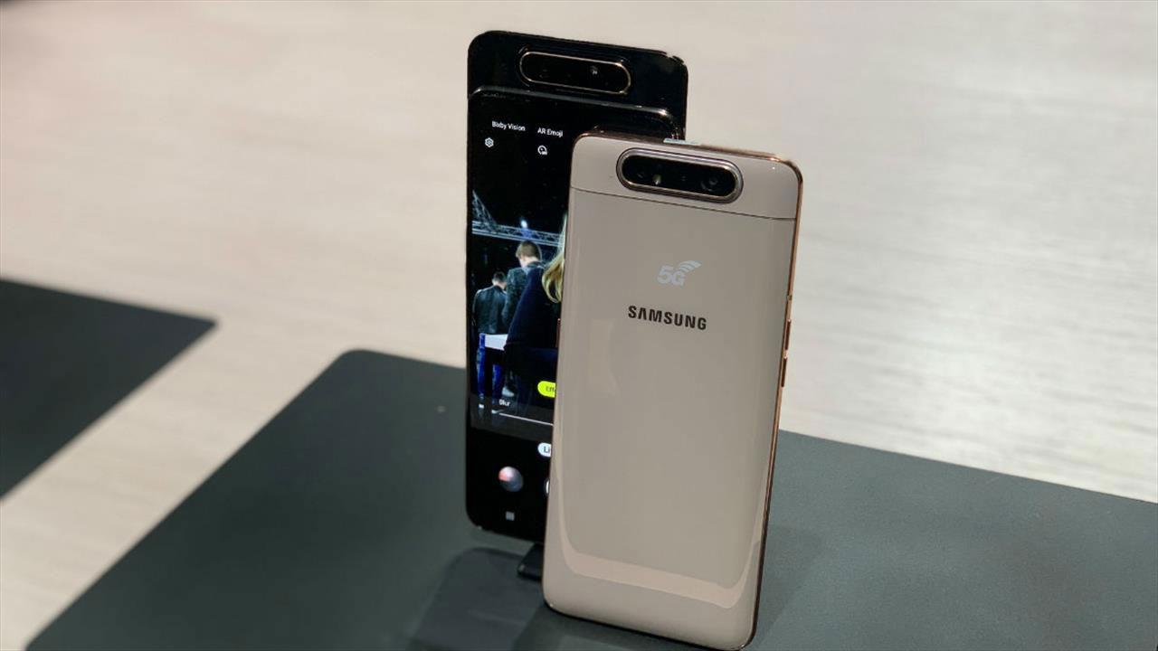 Samsung Galaxy R có thể sẽ là điện thoại 5G tầm trung đầu tiên trên thế giới
