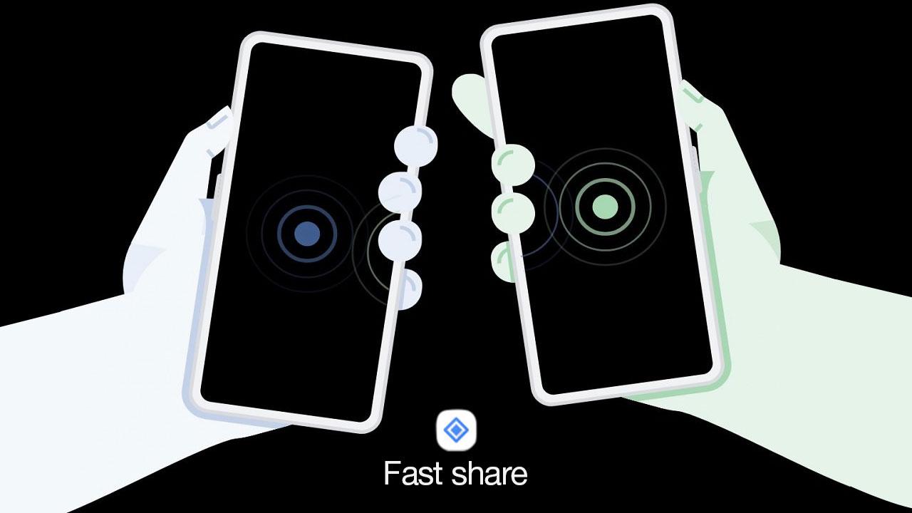 Fast Share: Google sẽ mang tính năng tương tự Apple AirDrop lên Android