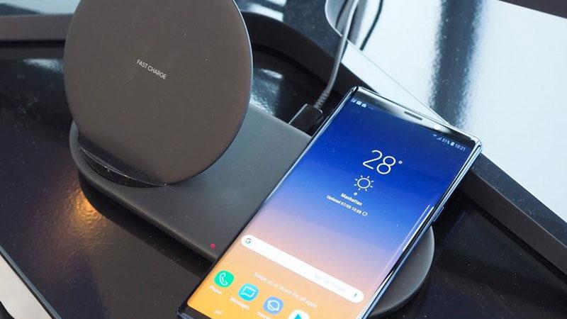 [MWC 2019] Samsung khoe nguyên mẫu thiết kế sạc nhanh 45W, có thể sẽ đưa lên Galaxy Note10?