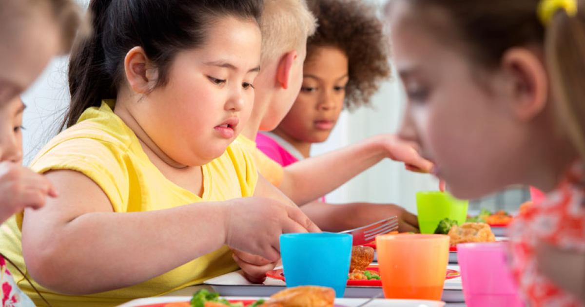 Con người từ khi sinh ra đã có một định mệnh là phải béo, đây là lí do