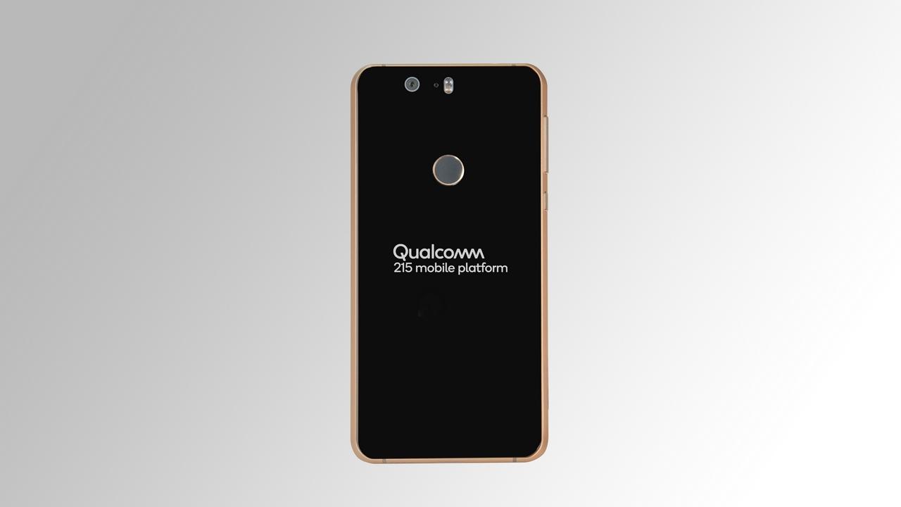 Qualcomm giới thiệu nền tảng di động Qualcomm 215 64-bit, hỗ trợ camera kép và vẫn sử dụng quy trình 28nm