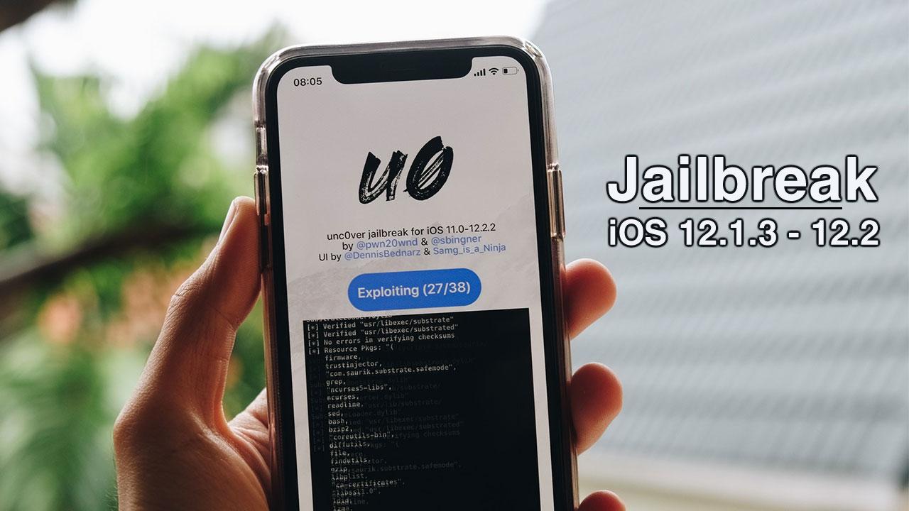 Unc0ver nhận bản cập nhật mới, chính thức hỗ trợ jailbreak iOS 12.2 cho các thiết bị sử dụng chip A7 - A11