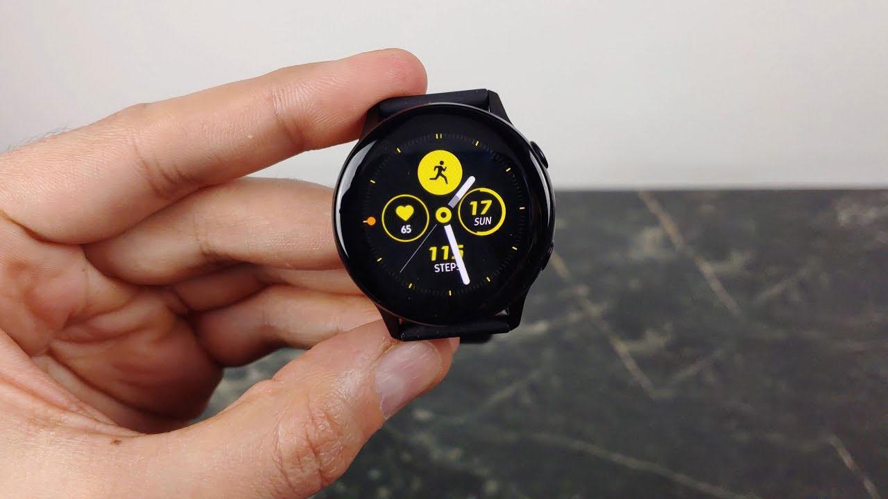 Galaxy Watch Active 2 có model thứ ba, ECG không được chấp thuận cho đến năm 2020