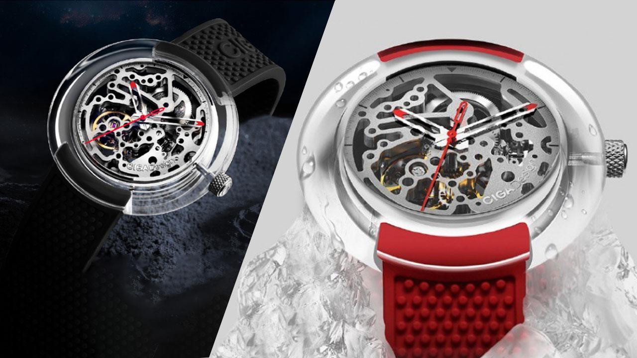 Xiaomi ra mắt đồng hồ cơ T-series CIGA Design, thiết kế tối giản, giá chỉ từ 1,67 triệu