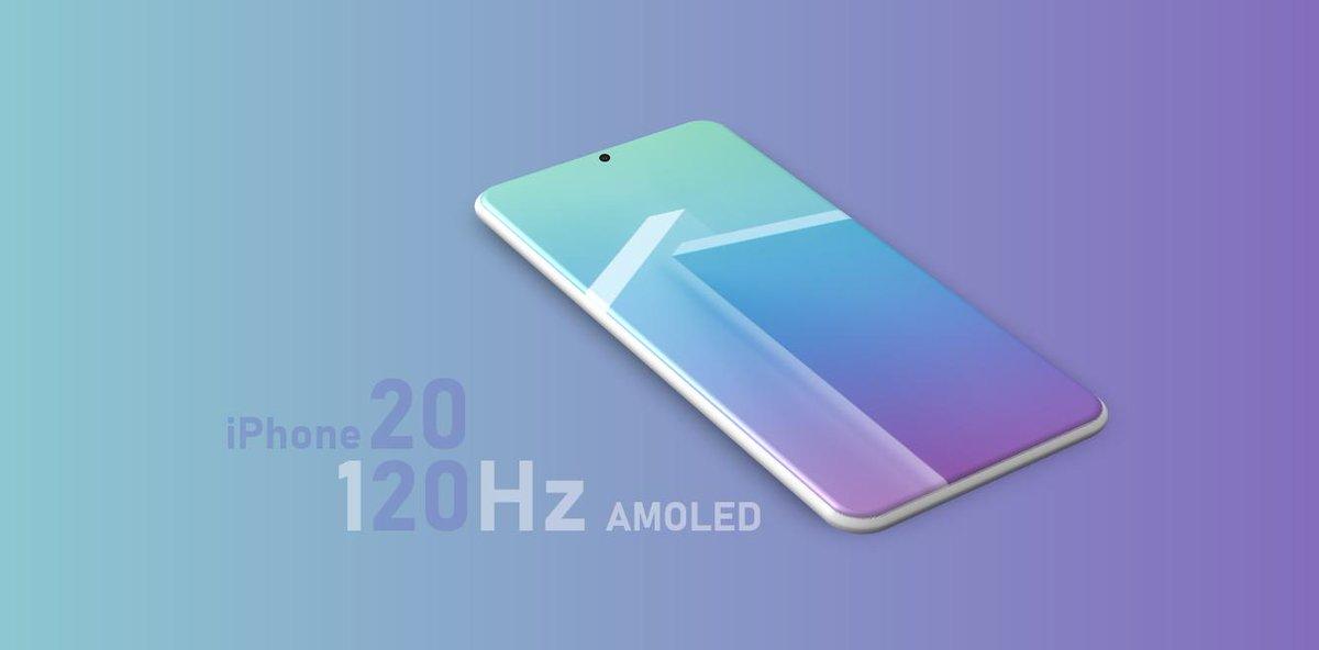 iPhone 12 sẽ được trang bị con chip mạnh chưa từng có và màn hình 120Hz