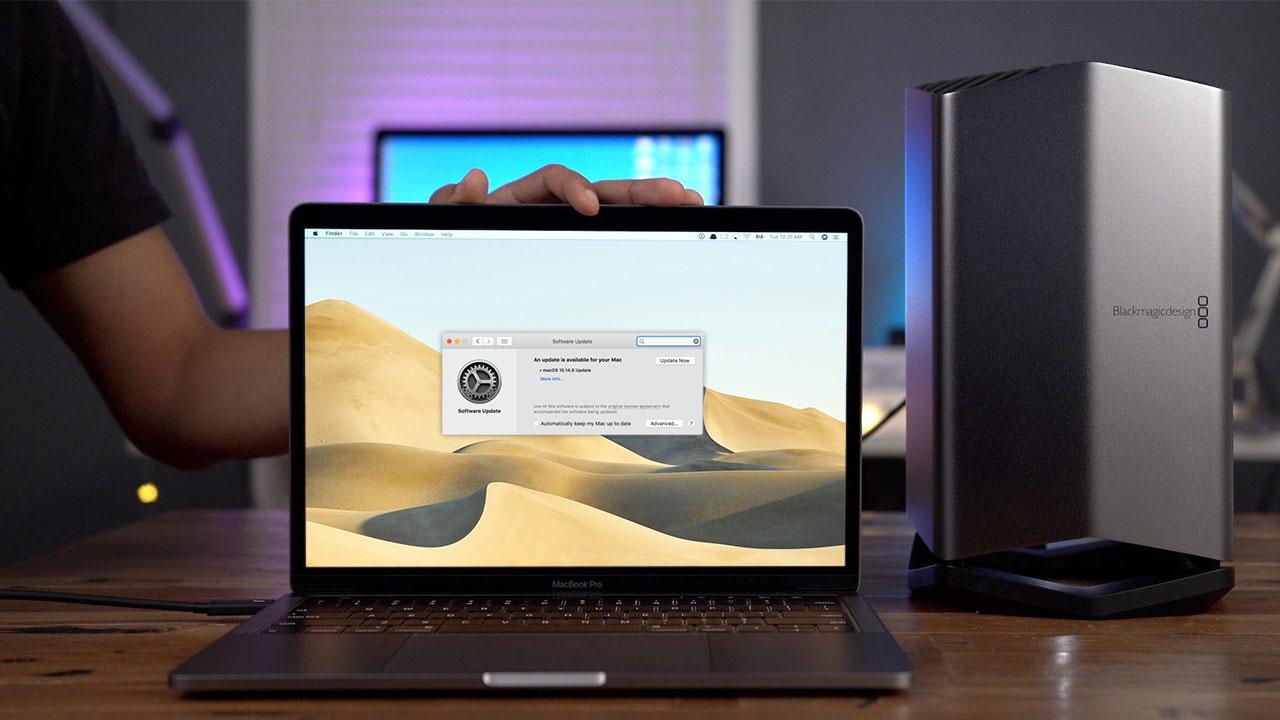 Apple chính thức phát hành macOS Mojave 10.14.6, sửa lỗi treo máy khi khởi động lại và cải thiện độ ổn định của thiết bị