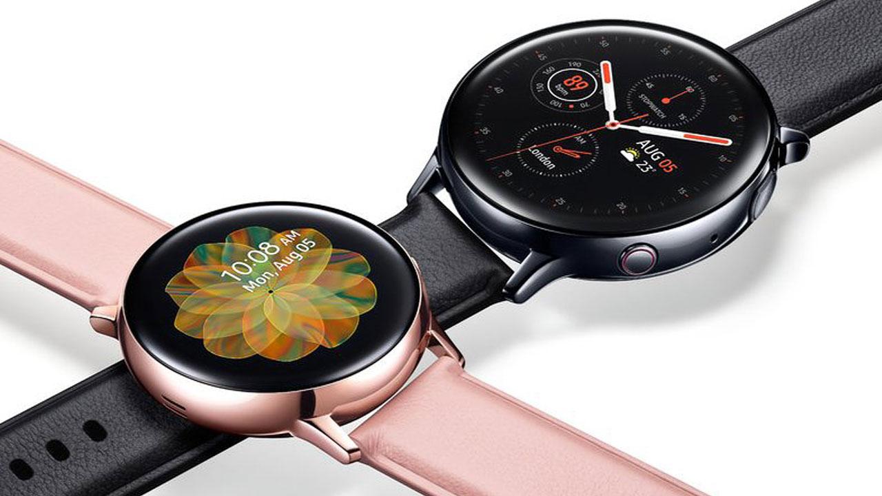 Galaxy Watch Active 2 sẽ được Samsung tích hợp Bluetooth 5.0 và có Touch Bezel