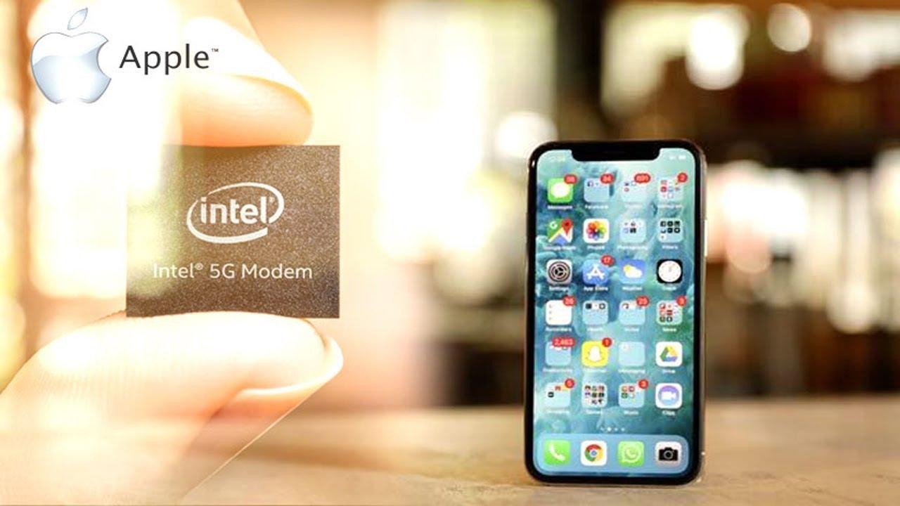 Apple chính thức mua lại mảng phát triển modem của Intel với giá 1 tỷ USD