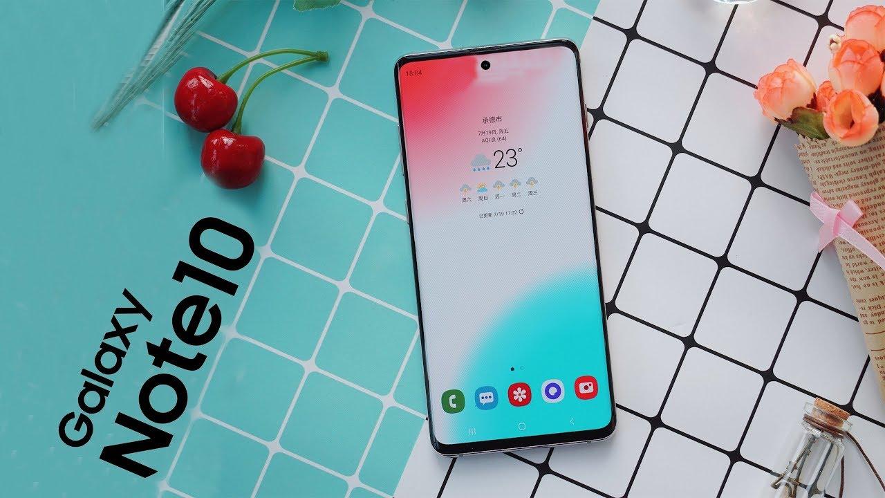 Samsung bắt đầu cho đặt hàng Galaxy Note 10 tại Việt Nam từ 1/8: Giá dự kiến 24-28 triệu đồng, mở bán 23/8