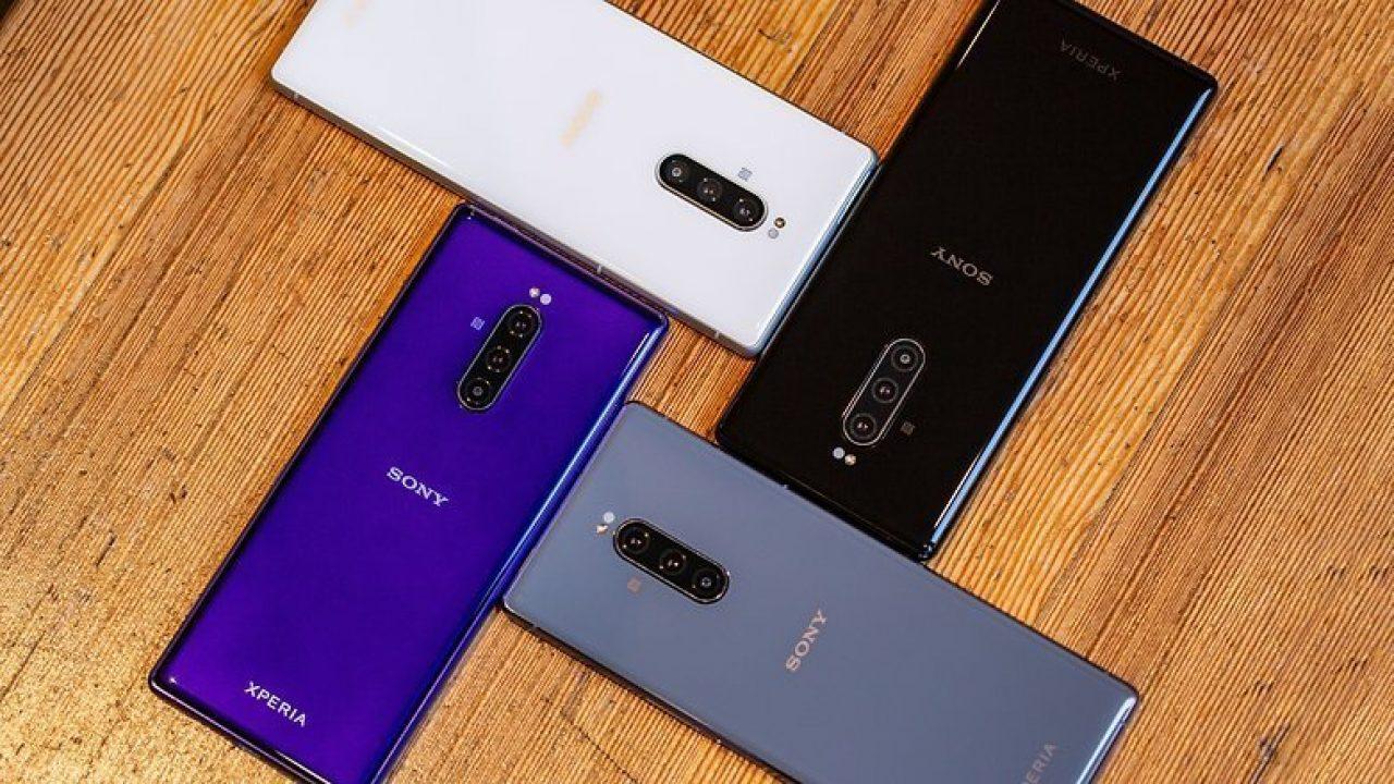 Doanh số smartphone Sony quý vừa qua thấp kỷ lục, chưa đến 1 triệu chiếc