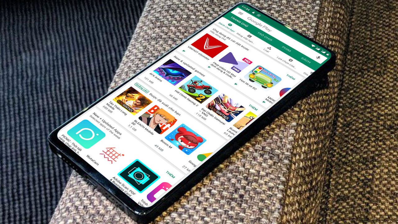 Phát hiện 205 ứng dụng độc hại với hơn 32 triệu lượt tải về trên Google Play chỉ trong một tháng qua