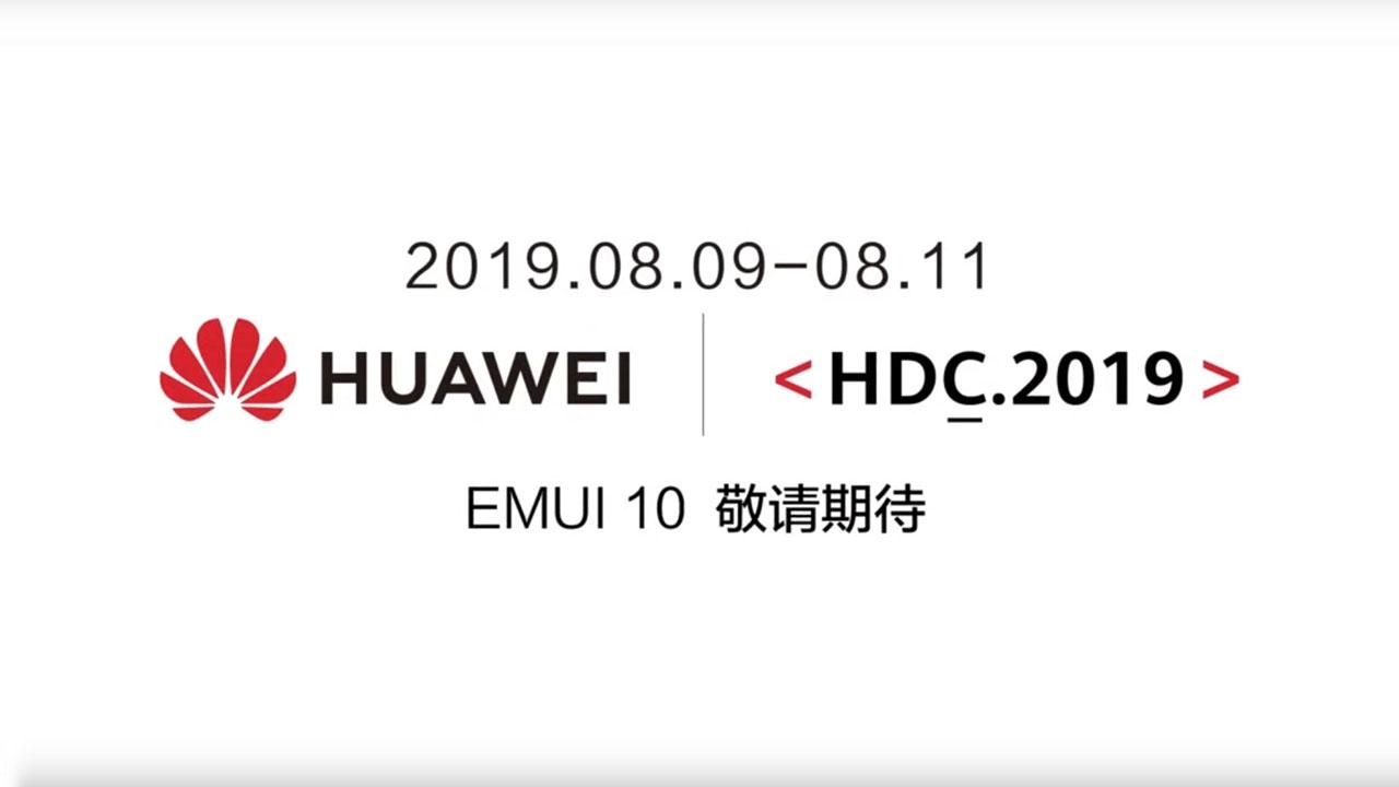 Huawei tung teaser xác nhận sẽ ra mắt EMUI 10 vào ngày 9 tháng 8 tới