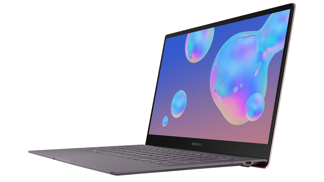 Samsung giới thiệu Galaxy Book S: laptop chạy Windows 10 dùng chip Qualcomm Snapdragon 8cx, pin 23 tiếng, nặng chưa tới 1kg