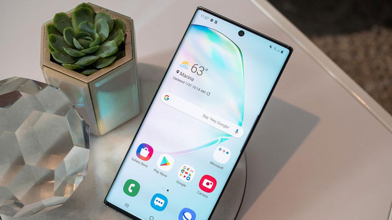 Samsung Galaxy Note10+ 5G phiên bản cao cấp nhất có giá 1.400 USD