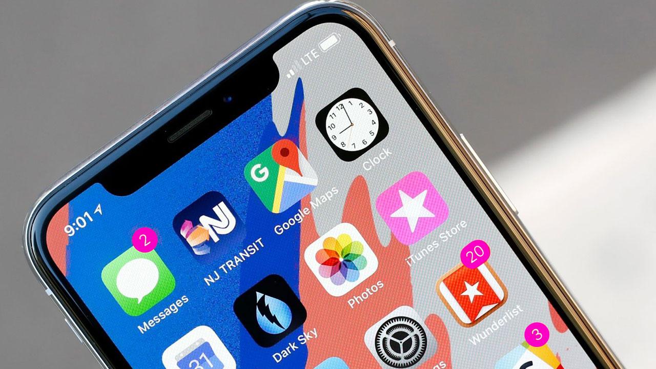 Hướng dẫn thay đổi màu huy hiệu thông báo trên iOS 12 không cần jailbreak máy
