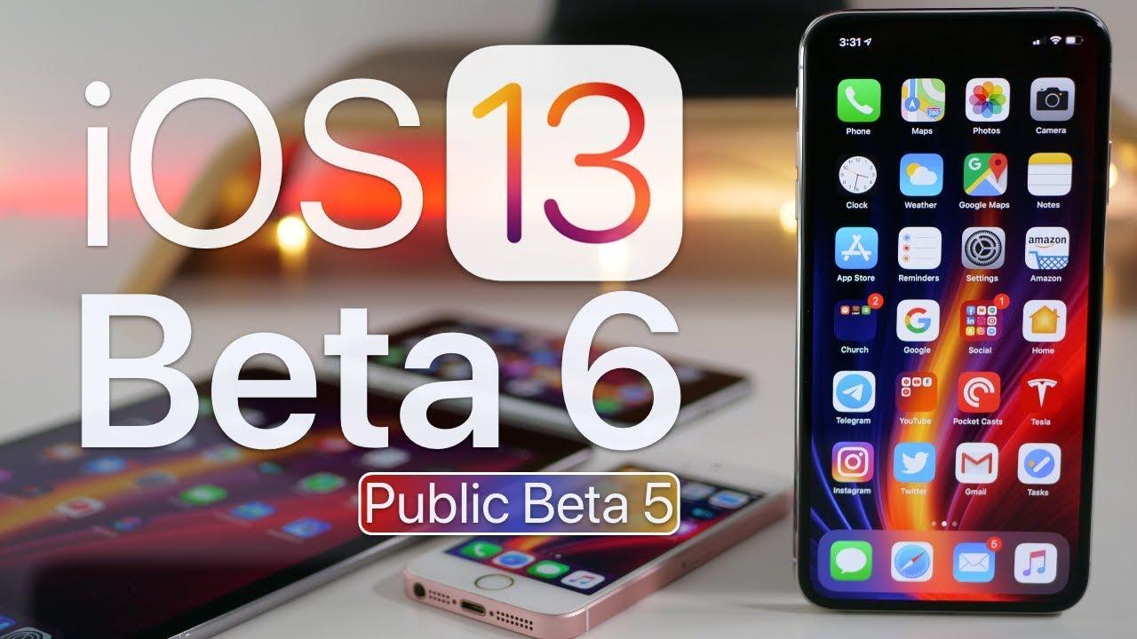 Tổng hợp các tính năng và thay đổi trong bản cập nhật iPadOS và iOS 13 Developer beta 6
