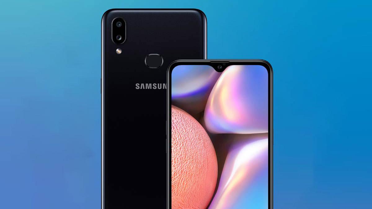 Samsung ra mắt Galaxy A10s với màn hình Infinity V, camera kép và pin 4000mAh