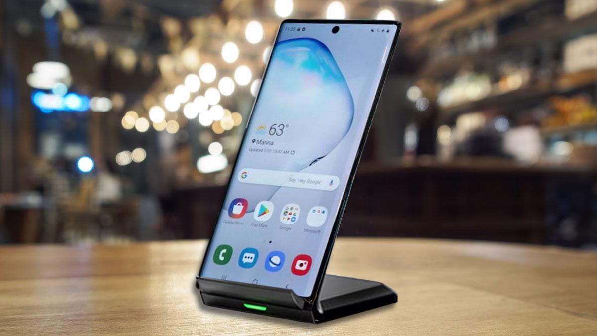 Chia sẻ cho anh em một số phụ kiện fast charge dành cho Galaxy Note 10