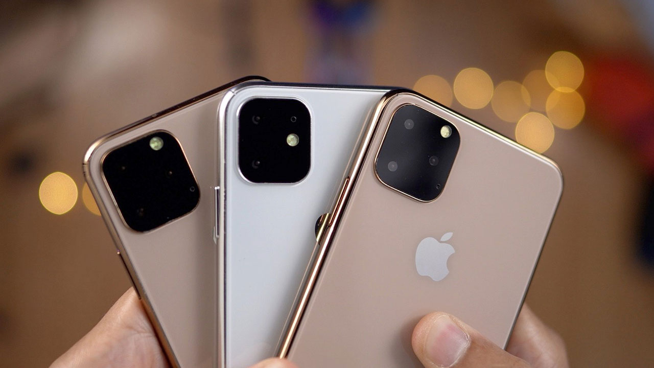 iPhone năm nay sẽ có tên gọi mới với 3 phiên bản: iPhone 11, iPhone 11 Pro và iPhone 11 Pro Max