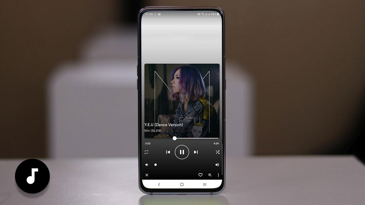 Cosmic Music Player: Trình phát nhạc trị giá 81.000đ đang được miễn phí trên Google Play Store