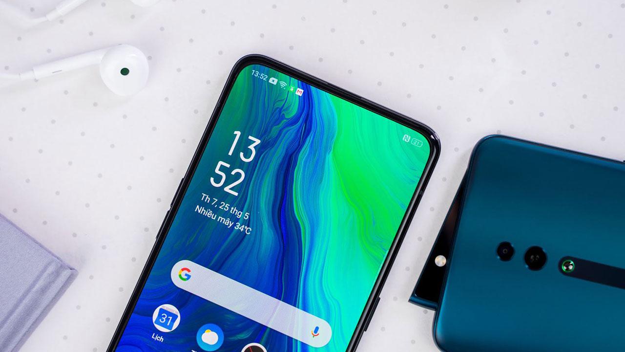 Bộ 3 smartphone mới Reno 2, Reno 2Z và Reno 2F của OPPO lộ những thông số kỹ thuật đầu tiên