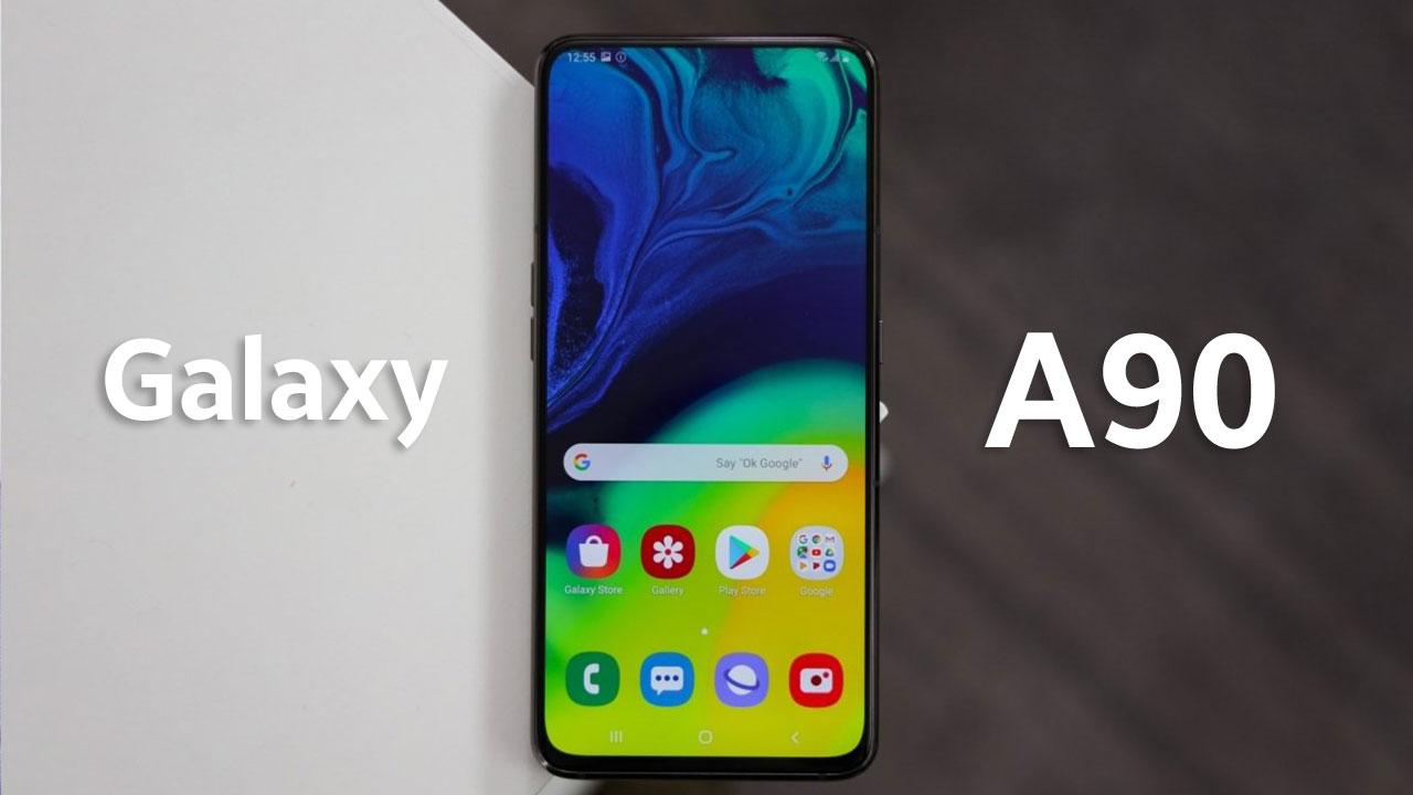 Phiên bản Samsung Galaxy A90 5G Edition sẽ có màn hình AMOLED 6.7 inch, pin 4400 mAh