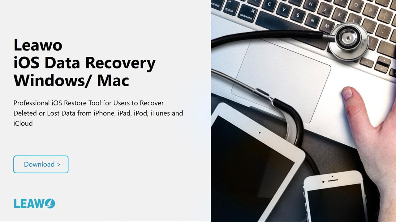 Nhanh tay tải miễn phí iOS Data Recovery - Phần mềm khôi phục dữ liệu bị mất trên iPhone, iPad và iPod trị giá 59.95 USD