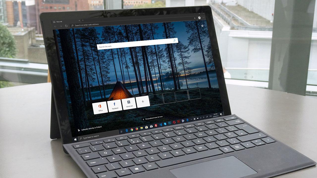 Rò rỉ bản Stable ổn định hơn của trình duyệt Microsoft Edge Chromium, mời anh em tải về trải nghiệm