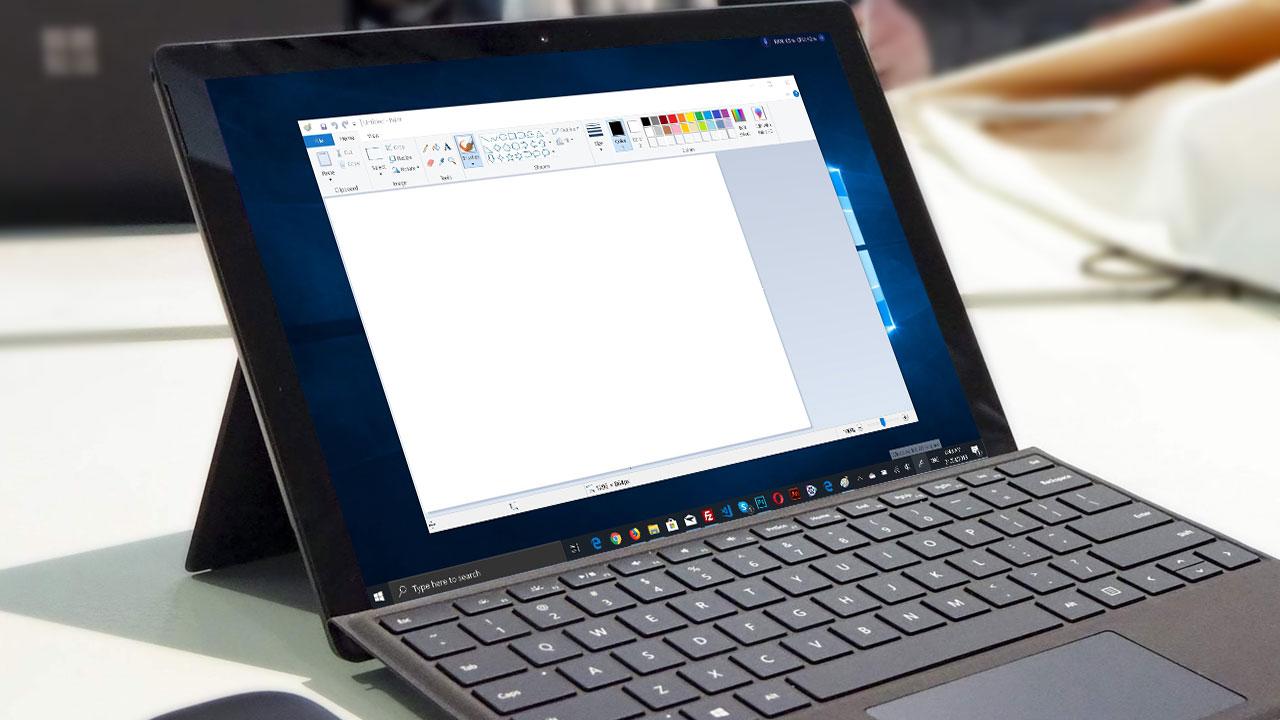 Paint và WordPad sẽ trở thành một tính năng tùy chọn trên Windows 10, anh hoàn toàn có thể gỡ nó nếu muốn