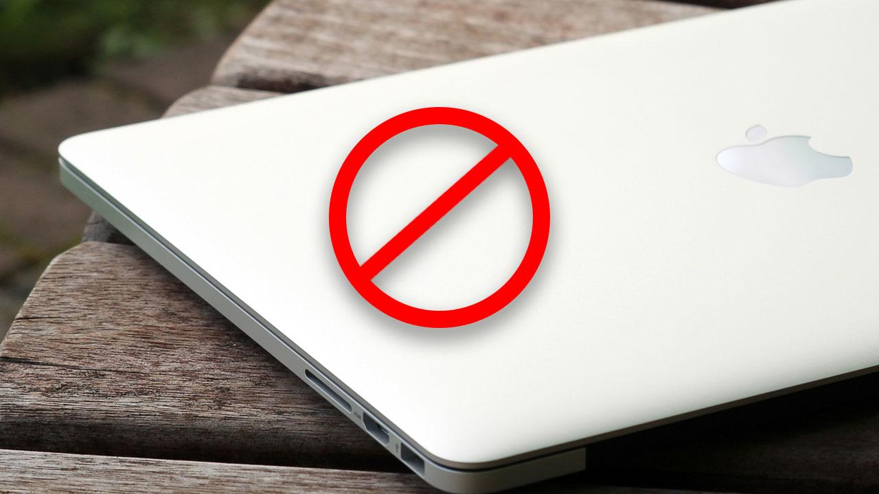 Cục Hàng không Việt Nam chính thức cấm mang máy tính MacBook Pro 15 inch sản xuất và tiêu thụ từ 09/2015 đến 02/2017 khi đi máy bay vì nguy cơ cháy nổ