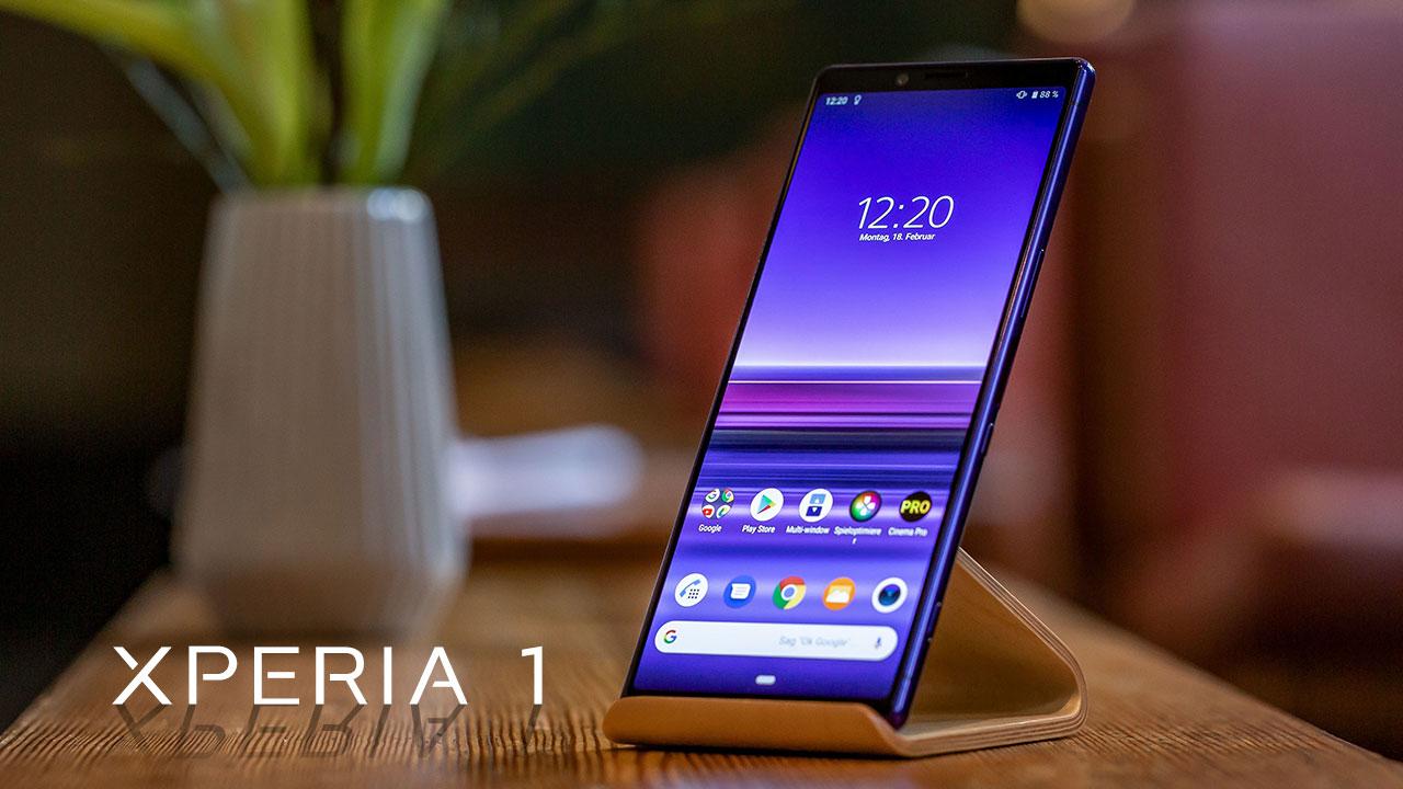 Sony xác nhận sẽ phân phối Xperia 1 tại thị trường Việt Nam
