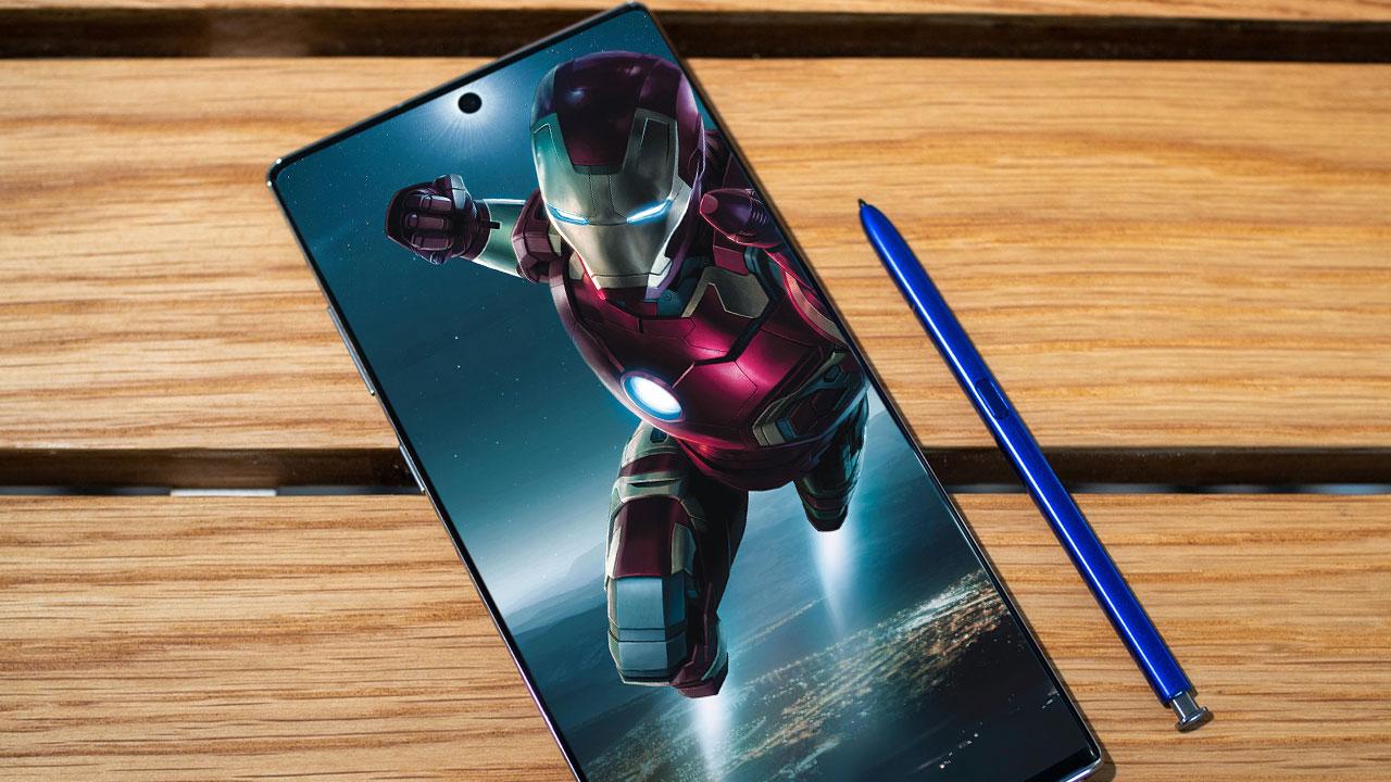 Chia sẻ bộ ảnh nền chất lượng cao để trang trí cho nốt ruồi trên bộ đôi Galaxy Note 10/ Note 10+, mời anh em tải về