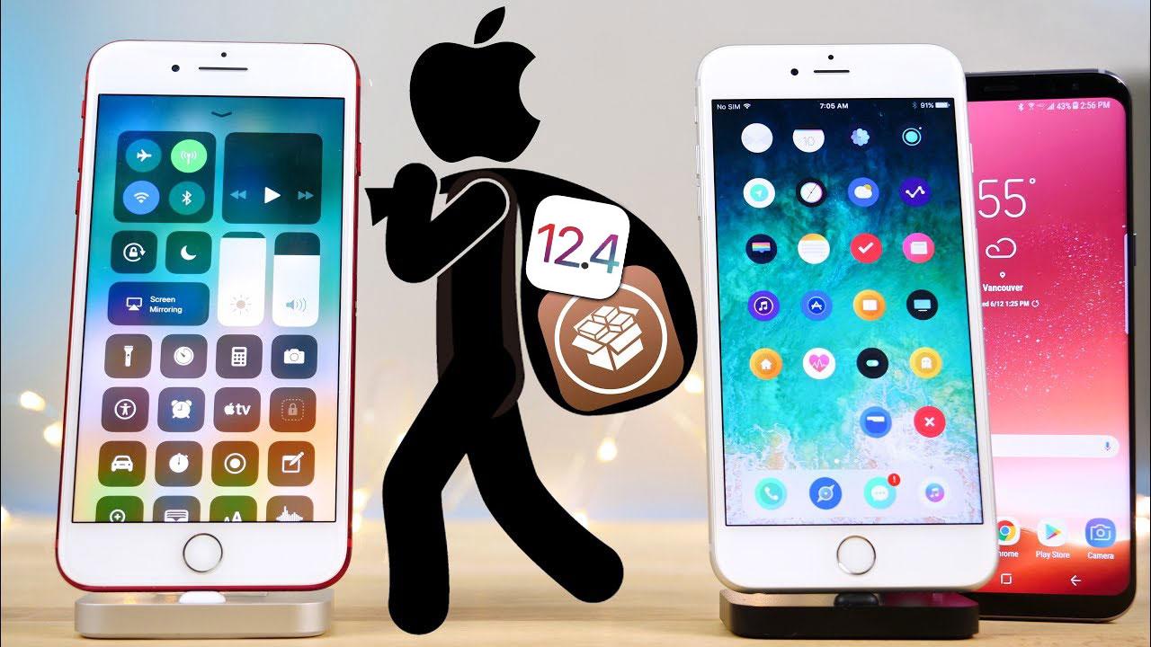 Hướng dẫn cách vượt rào để truy cập vào các ứng dụng bị chặn jailbreak trên iOS 12.4