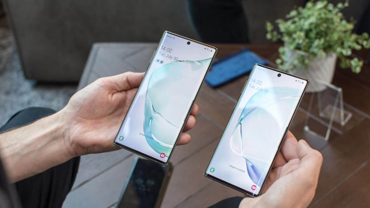 Hướng dẫn cài Galaxy Note 10 Live Wallpapers lên iPhone và các thiết bị Android khác