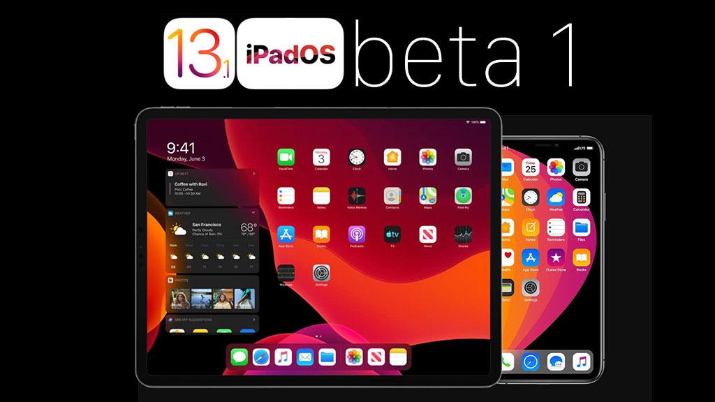 Apple phát hành iOS 13.1 và iPadOS 13.1 beta 1, mời các bạn cùng cập nhật và trải nghiệm