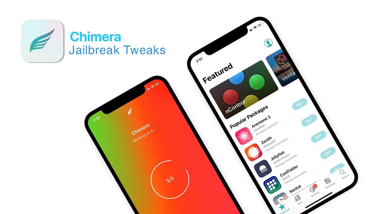 Tổng hợp một số tweak hoạt động tốt nhất với Chimera jailbreak iOS 12.4, mời anh em tham khảo
