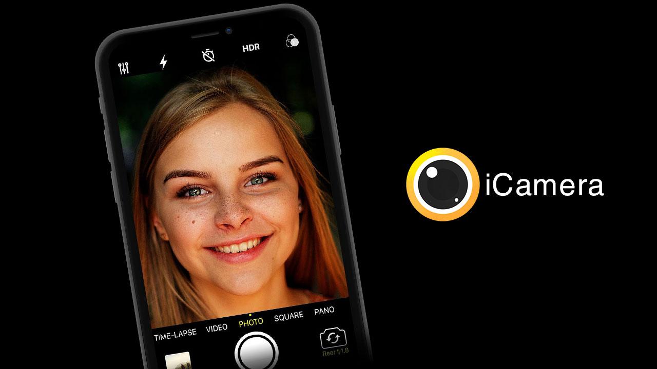 iCamera HD: Ứng dụng chụp ảnh và quay video chuyên nghiệp trị giá 66.000đ đang miễn phí trong thời gian ngắn trên Google Play Store
