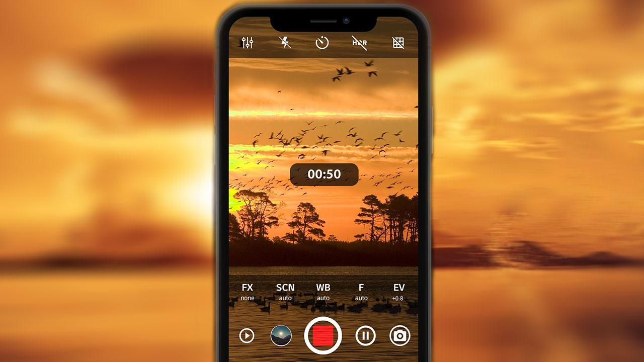 Nhanh tay tải về ứng dụng chụp ảnh chuyên nghiệp HD Camera Pro trị giá 94.000đ đang miễn phí trong thời gian ngắn trên Google Play Store
