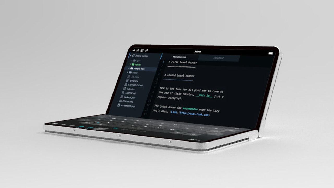 Bằng sáng chế mới của Microsoft cho phép thiết bị Surface màn hình kép của Microsoft có thể sạc không dây nhanh hơn