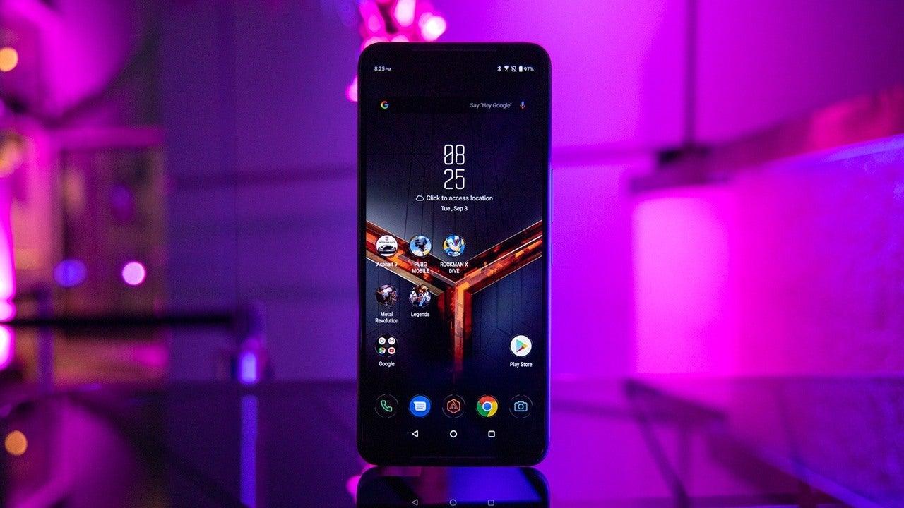 ASUS ra mắt ROG Phone II Ultimate Edition: Bộ nhớ trong 1TB, LTE 2Gbps, giá 31 triệu đồng