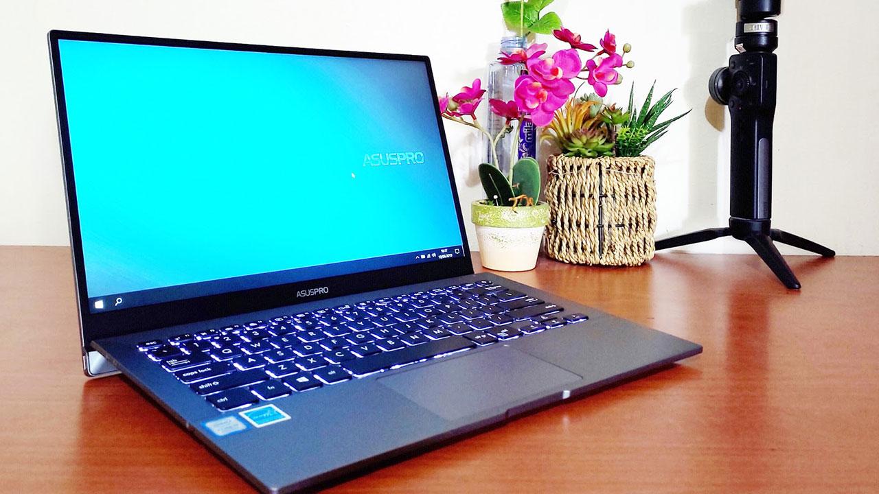 [IFA 2019] Asus ra mắt AsusPro B9, chiếc laptop 14 inch nhẹ nhất thế giới, chỉ nặng 880g