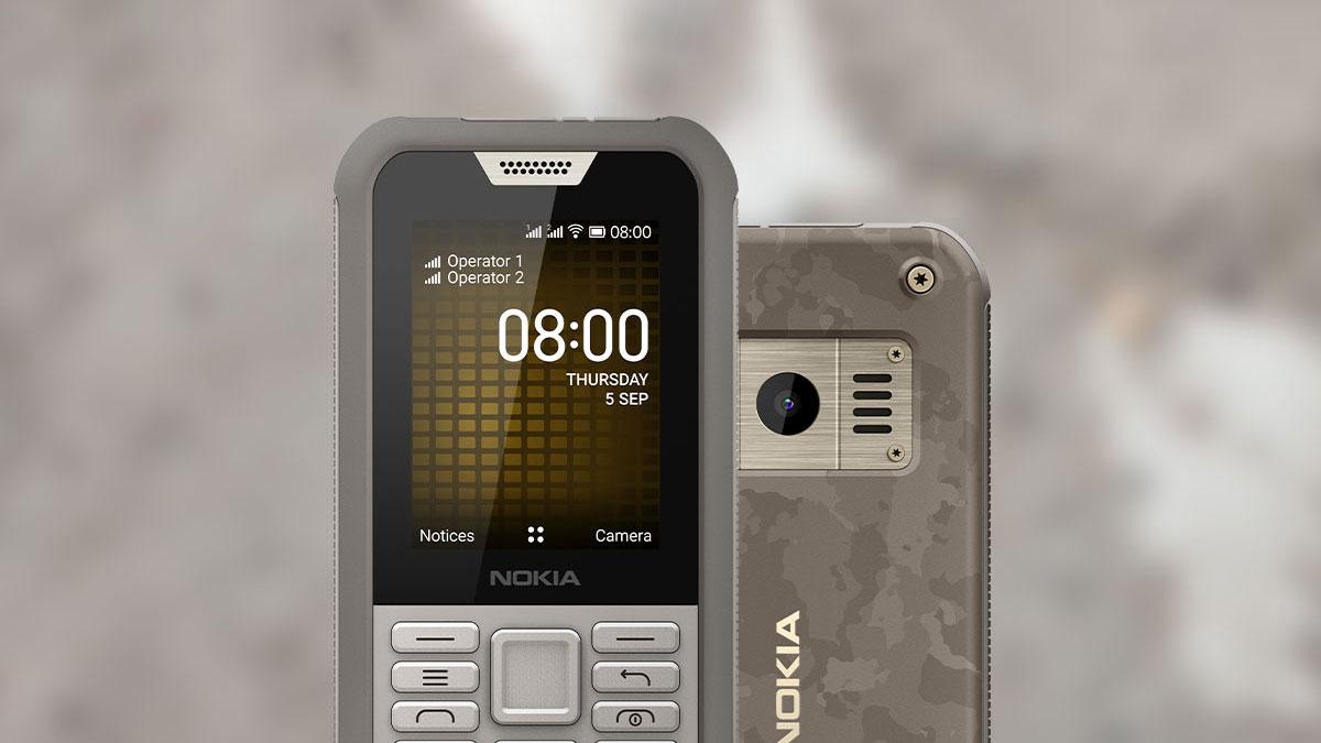 [IFA 2019] HMD ra mắt Nokia 800 Tough nồi đồng cối đá và Nokia 110
