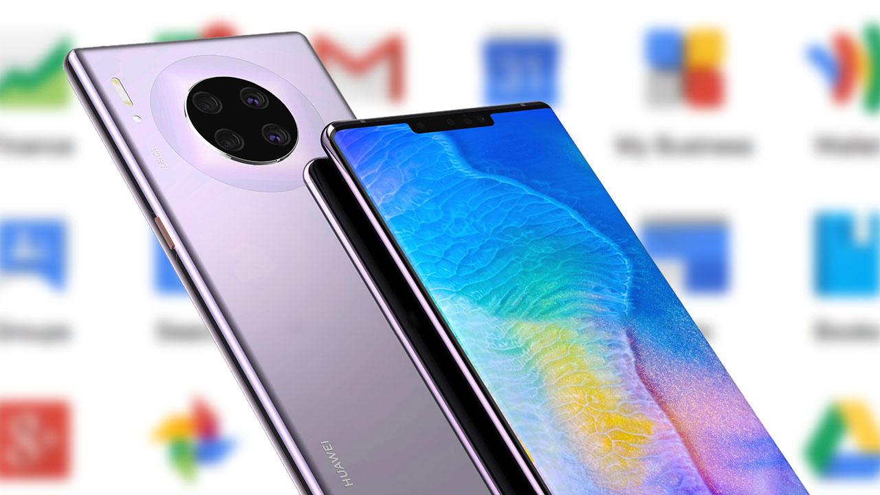 Thêm nguồn tin khẳng định Huawei Mate 30 series và Mate X sẽ không được cài sẵn ứng dụng và dịch vụ của Google