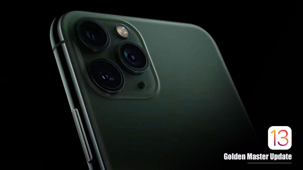Apple phát hành iOS 13.0 GM trước bản cập nhật chính thức vào ngày 19/9, hiện tại chỉ có thể nâng cấp thông qua máy Mac