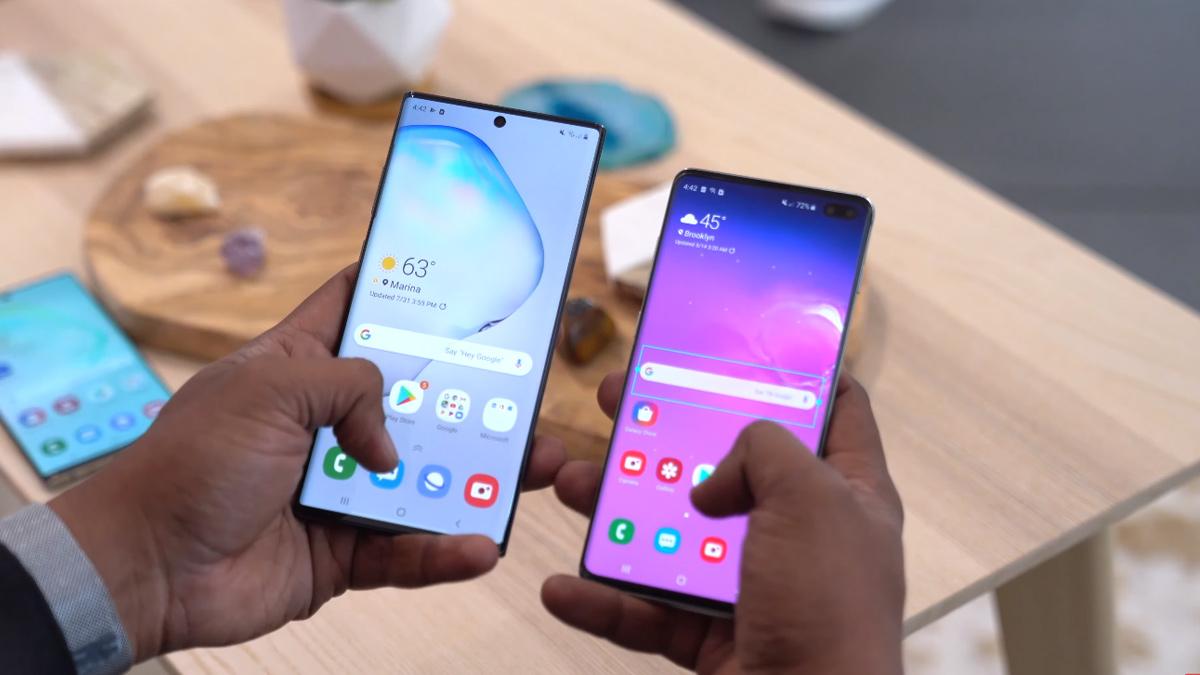 Samsung sẽ được hợp nhất Galaxy S và Galaxy Note vào năm tới?
